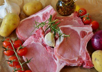 distribucion cerdo en lanzarote