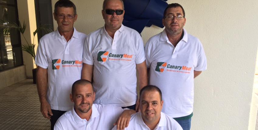 Canary Meat, patrocinador oficial del equipo de petanca Timanfaya